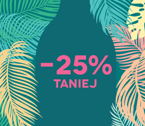 Wyprzedaż na lato – wybrane wina -25% taniej
