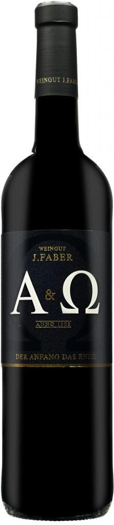 Wino Faber Alpha & Omega Cuvée Trocken Mosel 2015