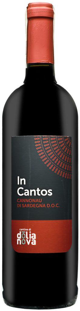 Wino Dolianova In Cantos Cannonau di Sardegna DOC 2016
