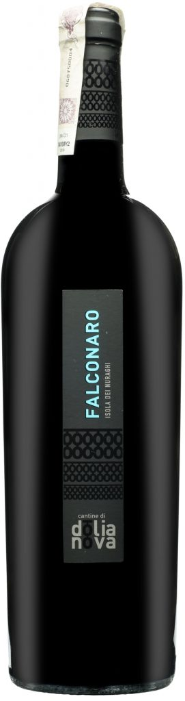 Wino Dolianova Falconaro Isola dei Nuraghi IGT 2012