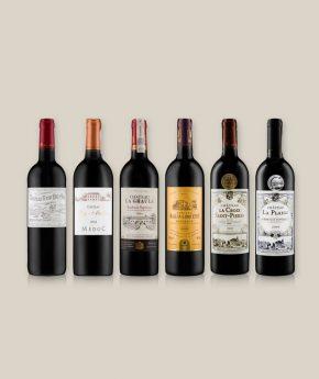 Bordeaux w sześciu odsłonach