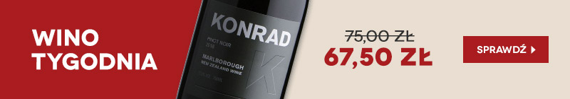 Wino tygodnia z Nowej Zelandii w promocyjnej cenie