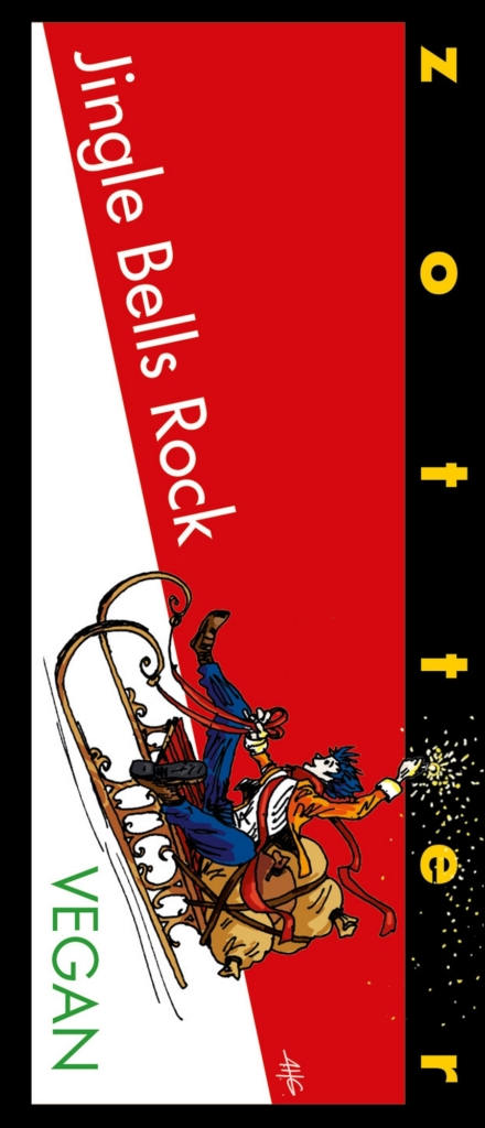 Zotter Czekolada nadziewana Jingle Bells Rock (70 g)