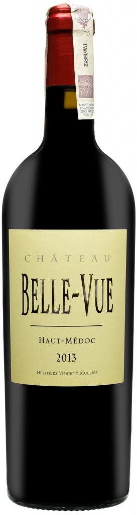 Wino Château Belle Vue Haut Medoc AOC 2013