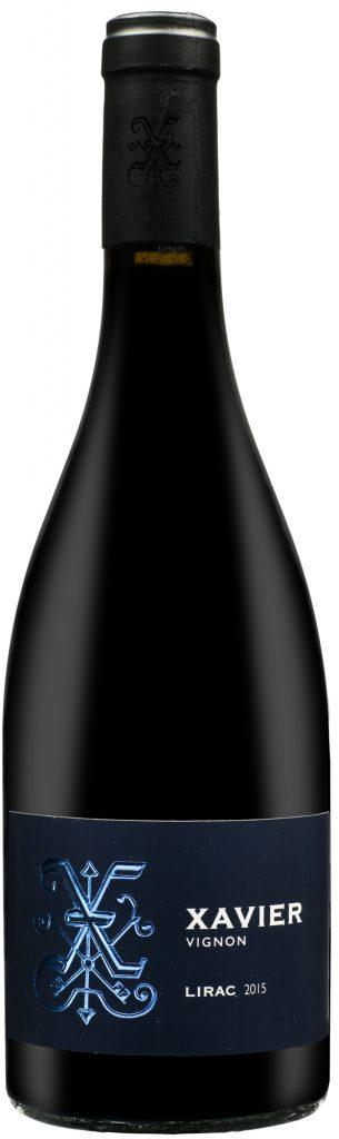 Wino Xavier Lirac AOC 2016