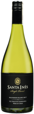 Wino Santa Inés Single Parcel Sauvignon Blanc Casablanca Valley 2017