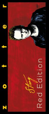 "Czekolada nadziewana Zotter ""Sting"" Red Wine Edition (70 g)"