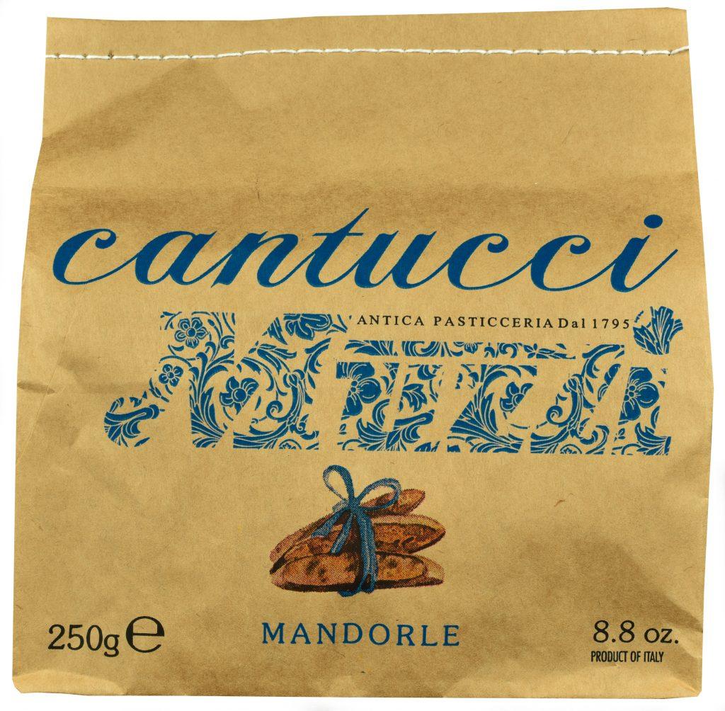Ciasteczka cantuccini Muzzi z migdałami (250 g)
