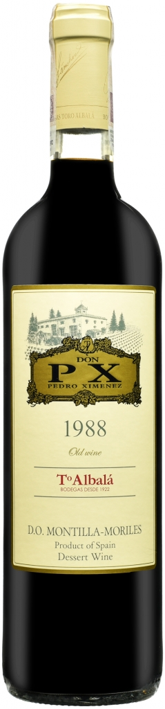 Wino Toro Albala Don P.X. Old Vine DO 1988