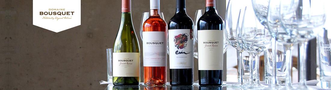 Domaine Bousquet. Degustacja win argentyńskich połączona z kolacją w Warszawie