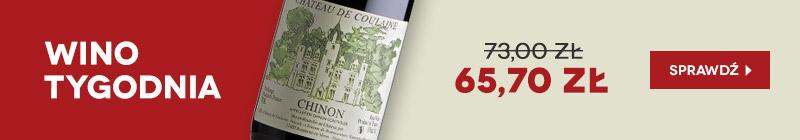 Wino tygodnia z Doliny Loary z rabatem 10%