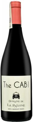 Wino Domaine de la Paleine The Cab! Saumur AOC 2015