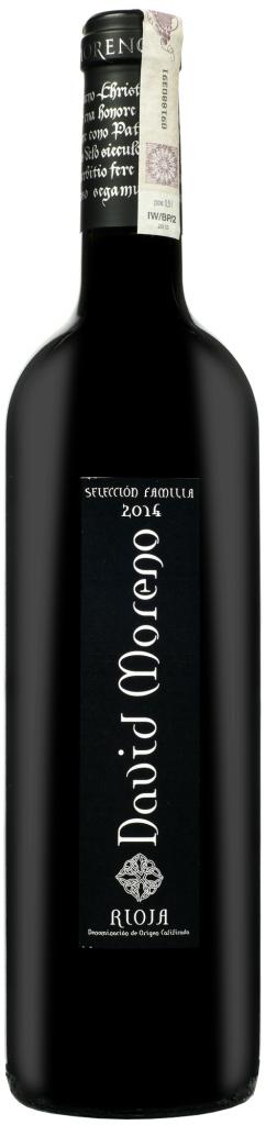 Wino David Moreno Selección Familia Rioja DOCa 2015