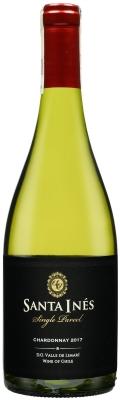 Wino Santa Inés Limari Single Parrcel Chardonnay 2017