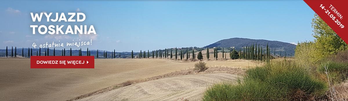 Wyjazd do Toskanii - MISJA WINO