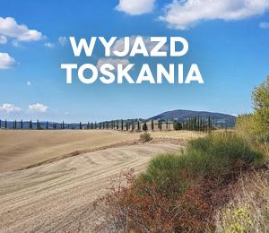 MISJA WINO: wyjazd do Toskanii (14-21.05.2019)