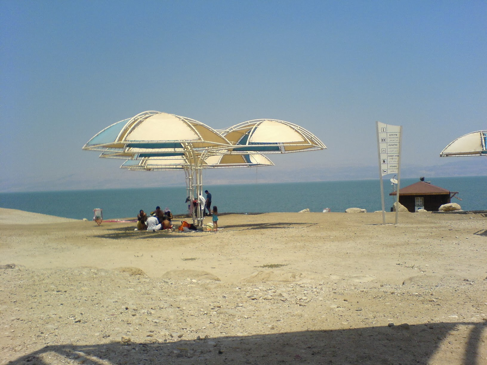 Izrael - plaże