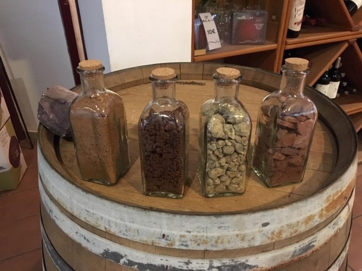 Wino Capcanes