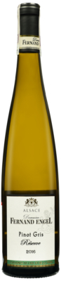 Wino Fernand Engel Pinot Gris Reserve Alsace AC 2018