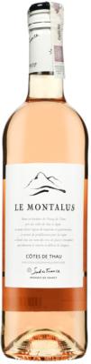 Wino Costieres de Pomérols Le Montalus Rosé Côtes de Thau IGP 2018