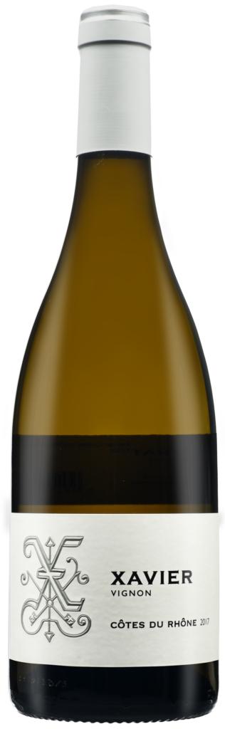 Wino Xavier Blanc Côtes du Rhône AOC 2017