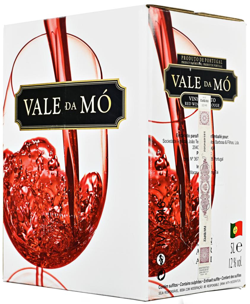 Wino Vale da Mo Tinto 5 l
