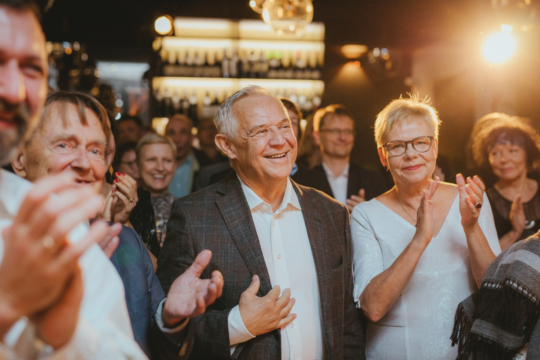 Otwarcie BARaWINO Warszawa - Marek Kondrat i zaproszeni goście