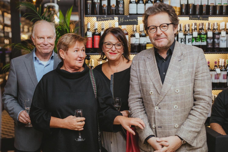 Otwarcie BARaWINO Warszawa - zaproszeni goście