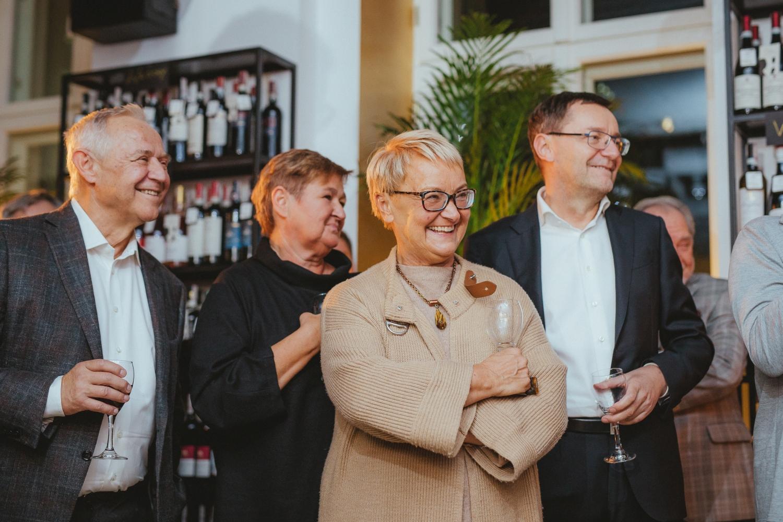 Otwarcie BARaWINO Warszawa - zaproszeni goście i Marek Kondrat