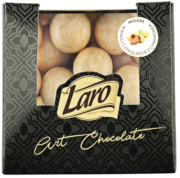Laro migdały w białej czekoladzie z cynamonem