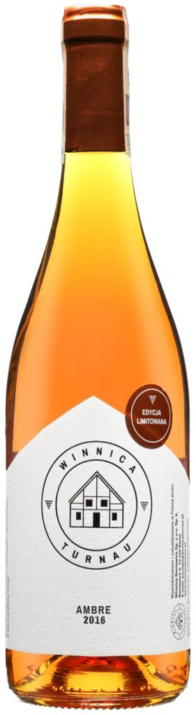 Wino Winnica Turnau Ambre 2016