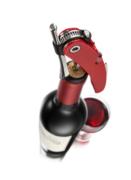 Vacu Vin korkociąg czerwony