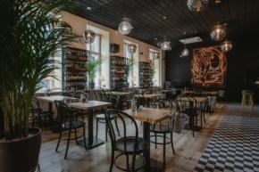 BARaWINO - winebar i sklep Kondrat Wina Wybrane w Warszawie