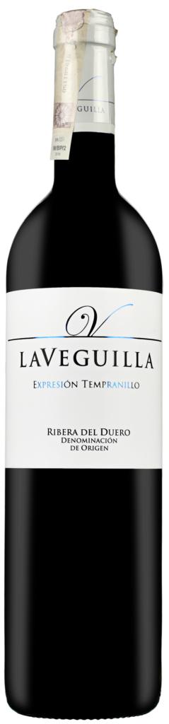 Wino LaVeguilla Expresión Tempranillo Ribera del Duero DO 2018