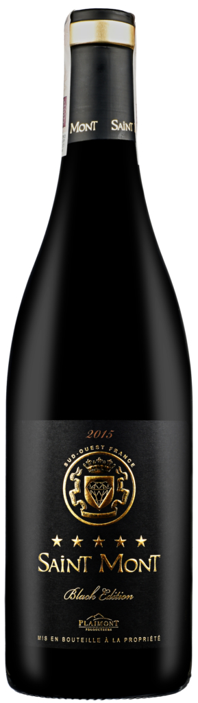 Wino Plaimont Black Edition Saint-Mont AOC 2015