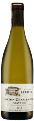 Wino Jean-Baptiste Lebreuil Corton-Charlemagne Grand Cru AOC 2017