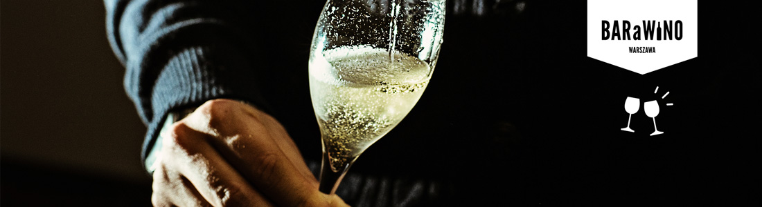 Degustacja w BARaWINO: Wina musujące - metoda klasyczna vs metoda charmata