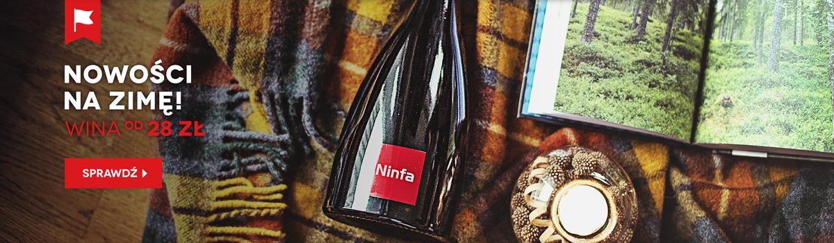 Nowe wina na zime