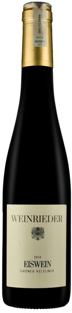 Wino Weinrieder Eiswein Gruner Veltliner 2014 375 ml