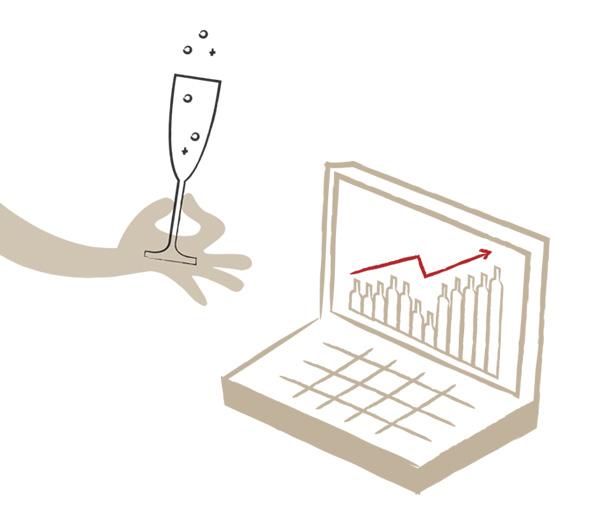Raport sprzedaży 2019: jakie wina piją klienci Kondrat Wina Wybrane