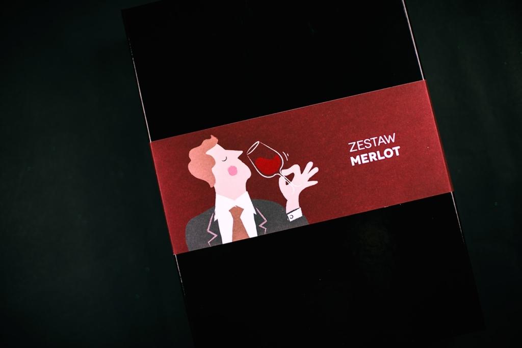 Zestaw aromabar wino i zapachy