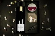 Zestaw Aromabar Pinot Noir z winem Domaine des Vercheres Bourgogne