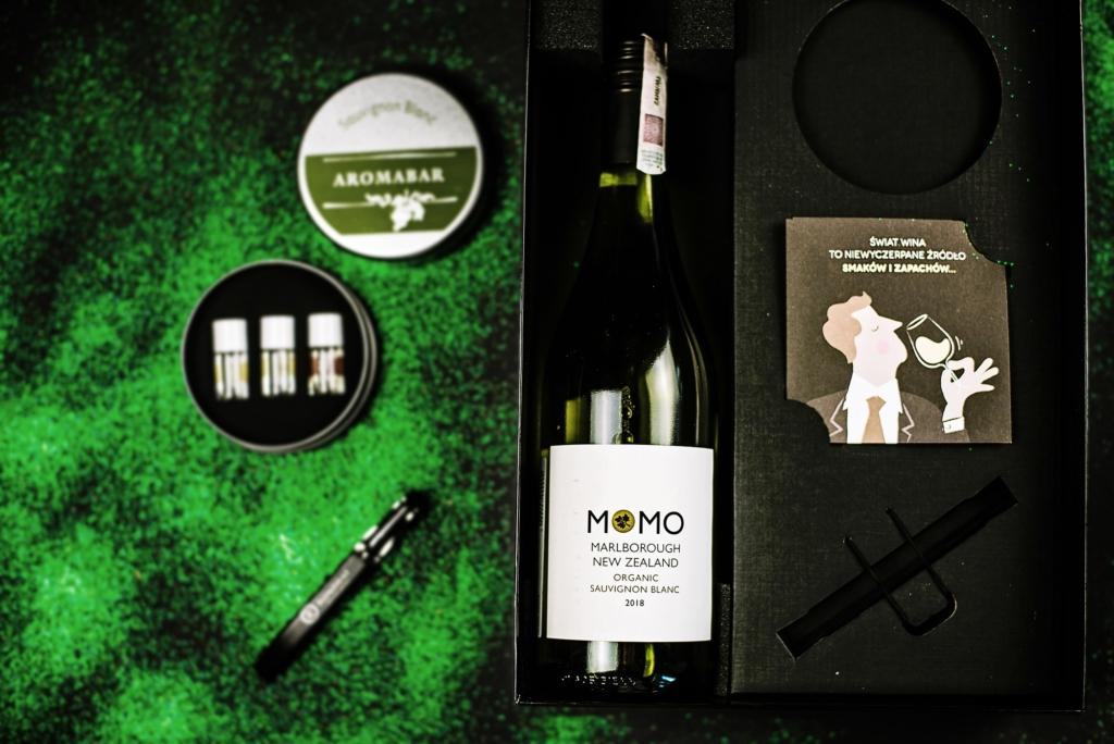 Zestaw Aromabar Sauvignon Blanc Momo