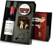 Zestaw Aromabar Merlot z winem Domaine Bousquet