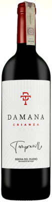 Wino Bodegas Tábula Damana Crianza Ribera del Duero DO 2016