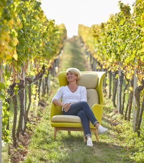 Winnica Tina Pfaffmann - wina niemieckie z Palatynatu
