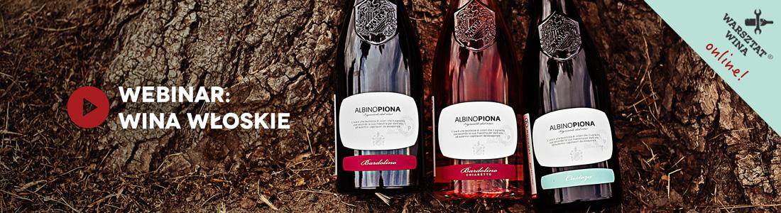 Webinar: Wina włoskie