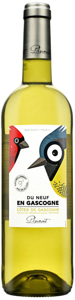 Wino Plaimont du Neuf en Gascogne Côtes de Gascogne IGP 2020