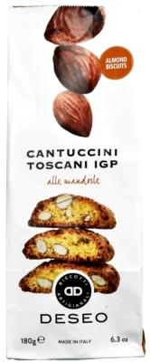 Ciasteczka Deseo cantuccinimigdałowe toskańskie IGP (180 g)