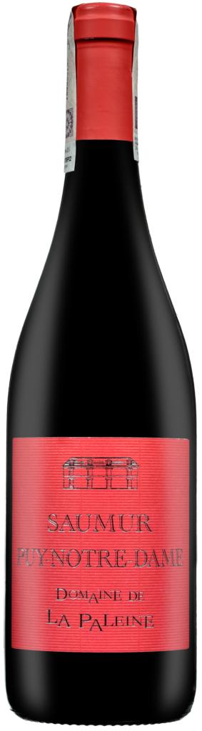 Wino Domaine de la Paleine Puy-Notre-Dame Saumur rouge AOP 2018